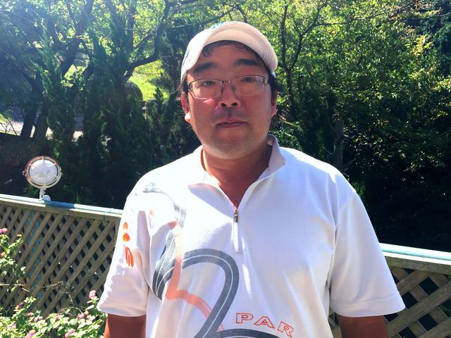 画像: 2位に4打差をつけて圧勝した中四国大会優勝の玉井文利選手