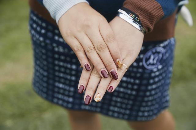 三浦 桃香 指輪
