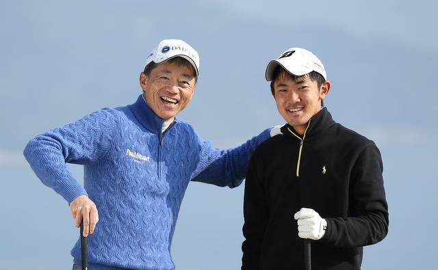 画像: 田村プロも長くアマチュアで活躍しただけに、金谷くんの気持ちがよくわかる。対談は大盛り上がりで幕を閉じた(撮影は2016年1月)