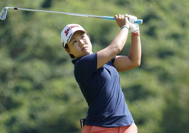 """画像: 「今週は、畑岡奈紗の調子がいいね」。プロゴルファーの調子見極め術、秘密は""""音""""にあり! - みんなのゴルフダイジェスト"""