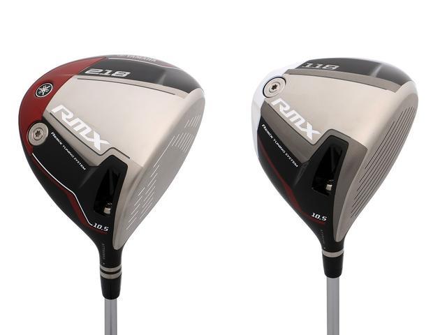 画像: 大きくつかまりやすい顔の「218」(左)と前モデルと同様に小ぶりなヘッドの「118」(右)