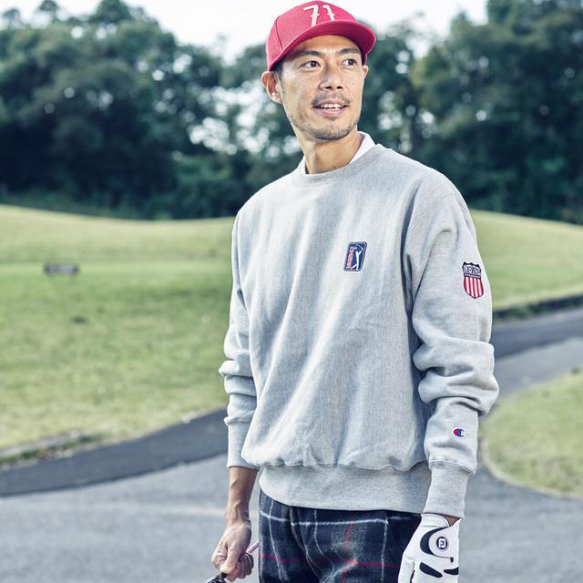 画像: 【週ゴル別注】チャンピオンPGA TOUR トレーナー|ゴルフダイジェスト公式通販サイト「ゴルフポケット」