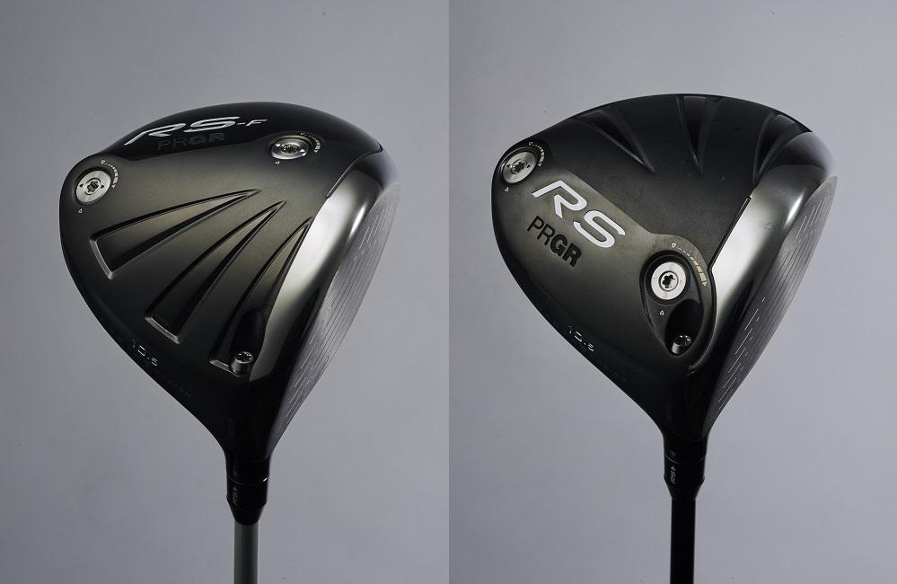 画像: 右が「RS 2017」で、左が「RS-F 2017」。デカヘッドだがフェースがしっかりと返り、球をつかまえることができる