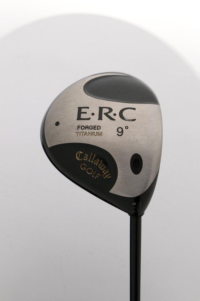 画像: キャロウェイから2000年に発売された初代E・R・C。価格は当時95,000円