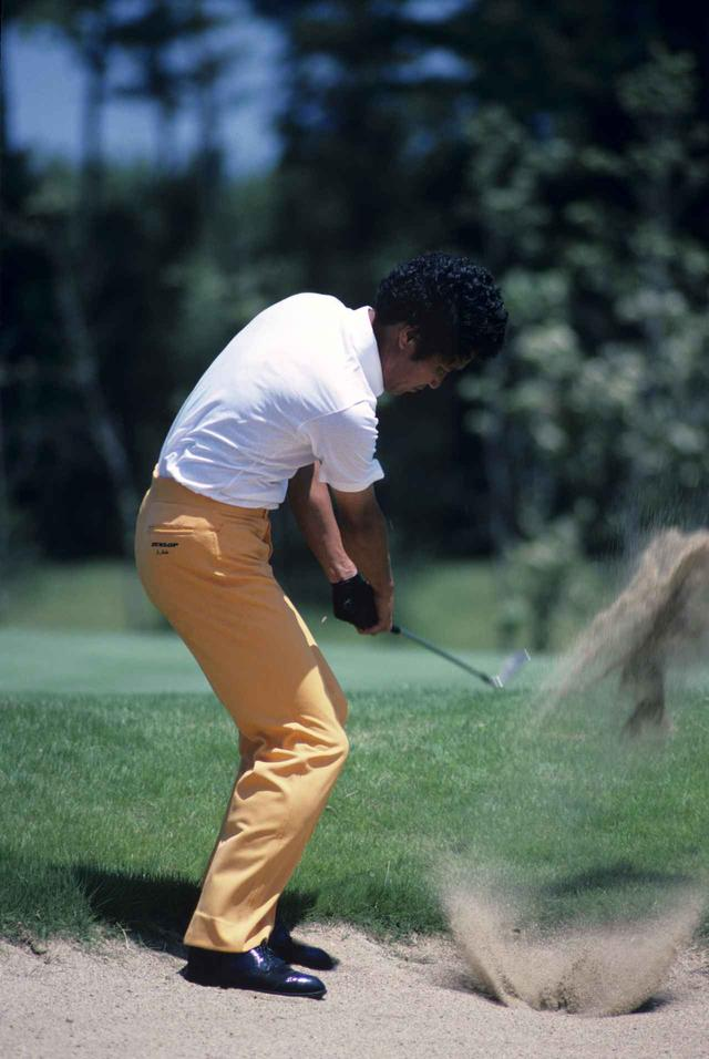 画像: バンカー専用のSWとしてマスターモデルを入れていたゴルファーは非常に多かった