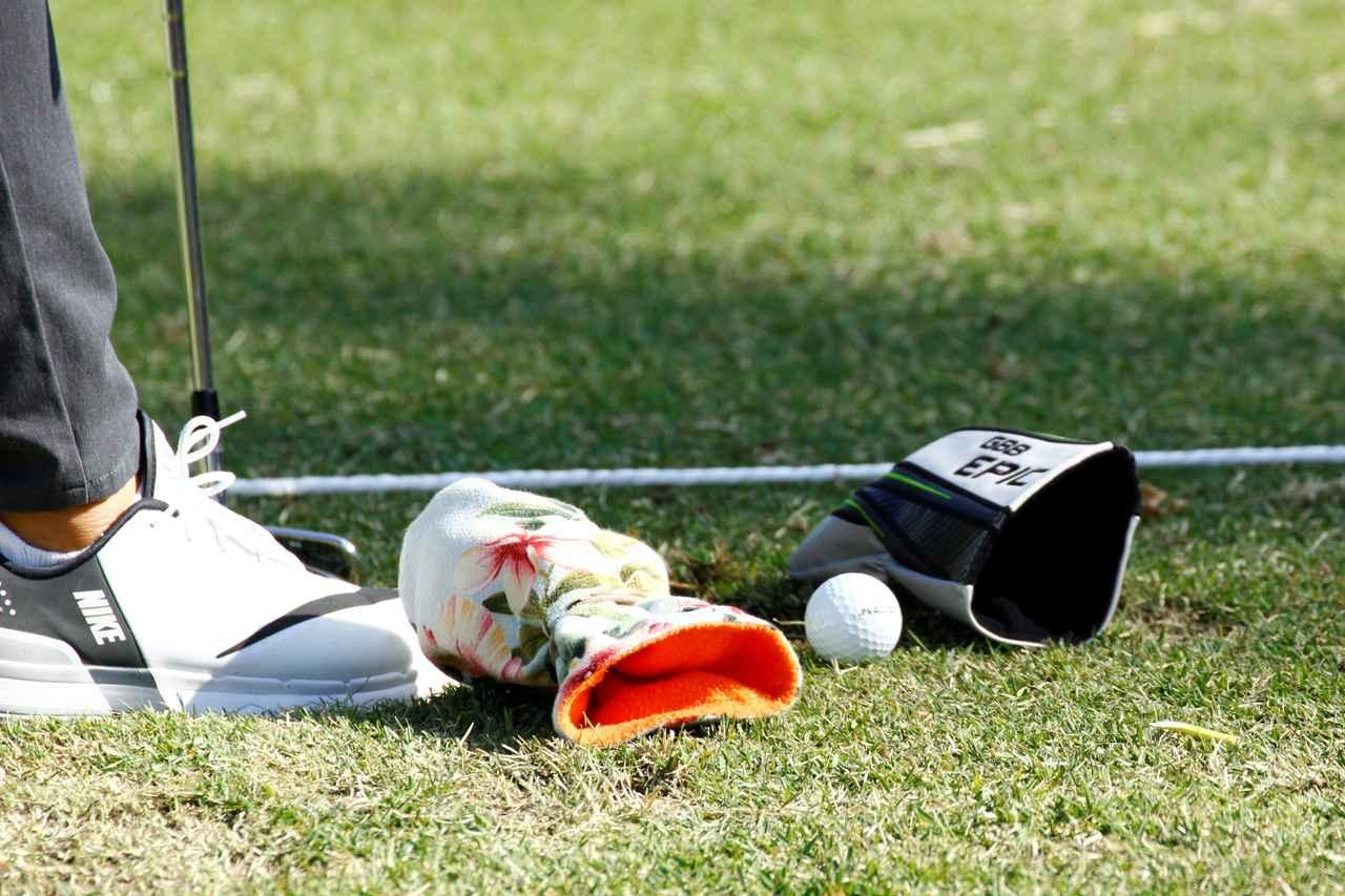 """画像: これが""""世界基準""""のインパクト!? ミッシェル・ウィがやっている、 超シビアな練習法 - みんなのゴルフダイジェスト"""
