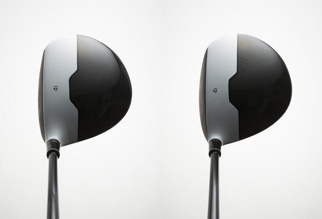 画像: 左が「M2」、右が「M1」。構えたときはほとんど同じ顔に見えるが、「M1」の方が若干シャープな印象を受ける