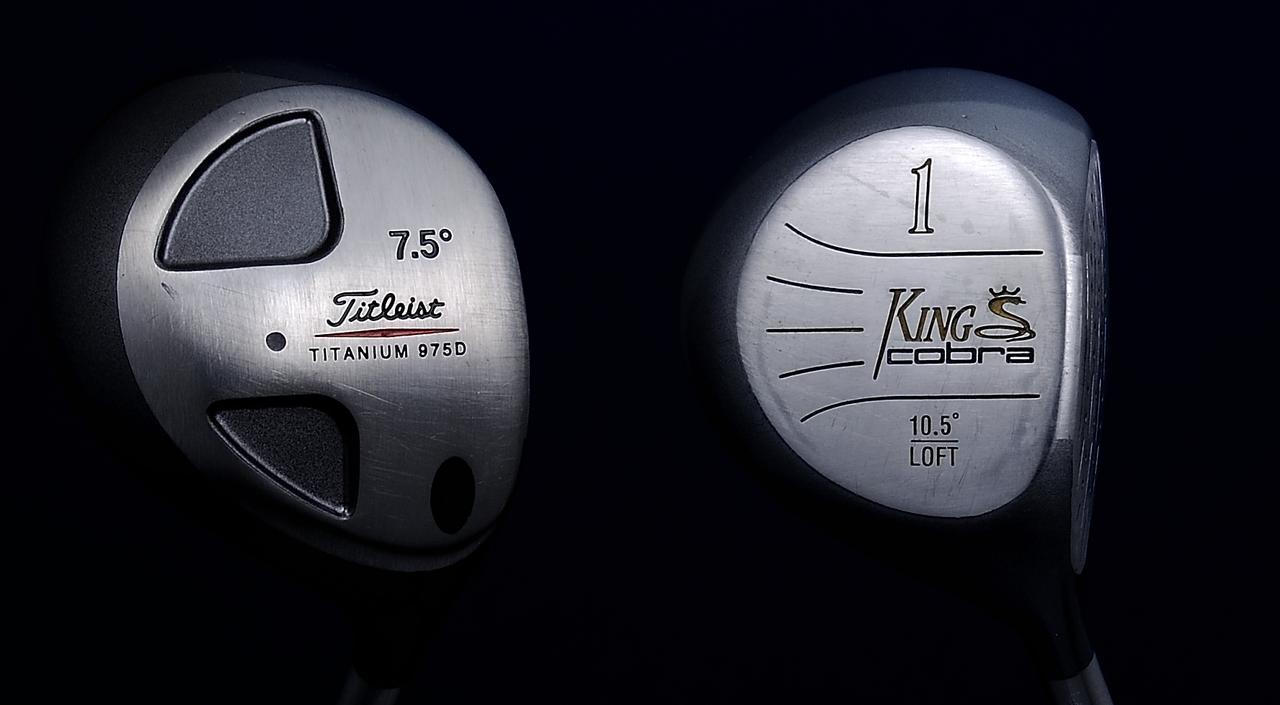 画像: 【第3回ギア!名勝負】若き日のタイガー・ウッズが愛用した「新・旧」ドライバー - みんなのゴルフダイジェスト
