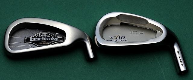 画像: 【第4回ギア!名勝負】やさしいアイアンはどっち? Xシリーズ対ゼクシオ - みんなのゴルフダイジェスト