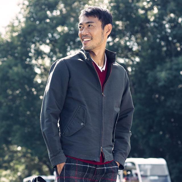 画像: 【お洒落ゴルファーアイテム】ONO スウィングトップ|ゴルフダイジェスト公式通販サイト「ゴルフポケット」