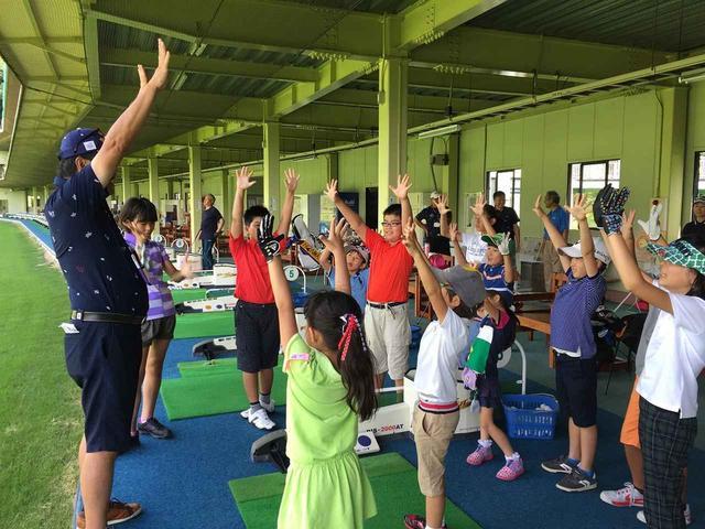 画像: 子供の健全な育成をサポートするプログラム。ゴルフを始めるきっかけにも!?