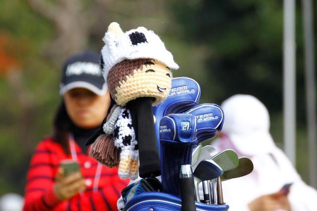画像: 誰だかわかるかな? 海外女子プロに「似顔ヘッドカバー」が流行中!? - みんなのゴルフダイジェスト