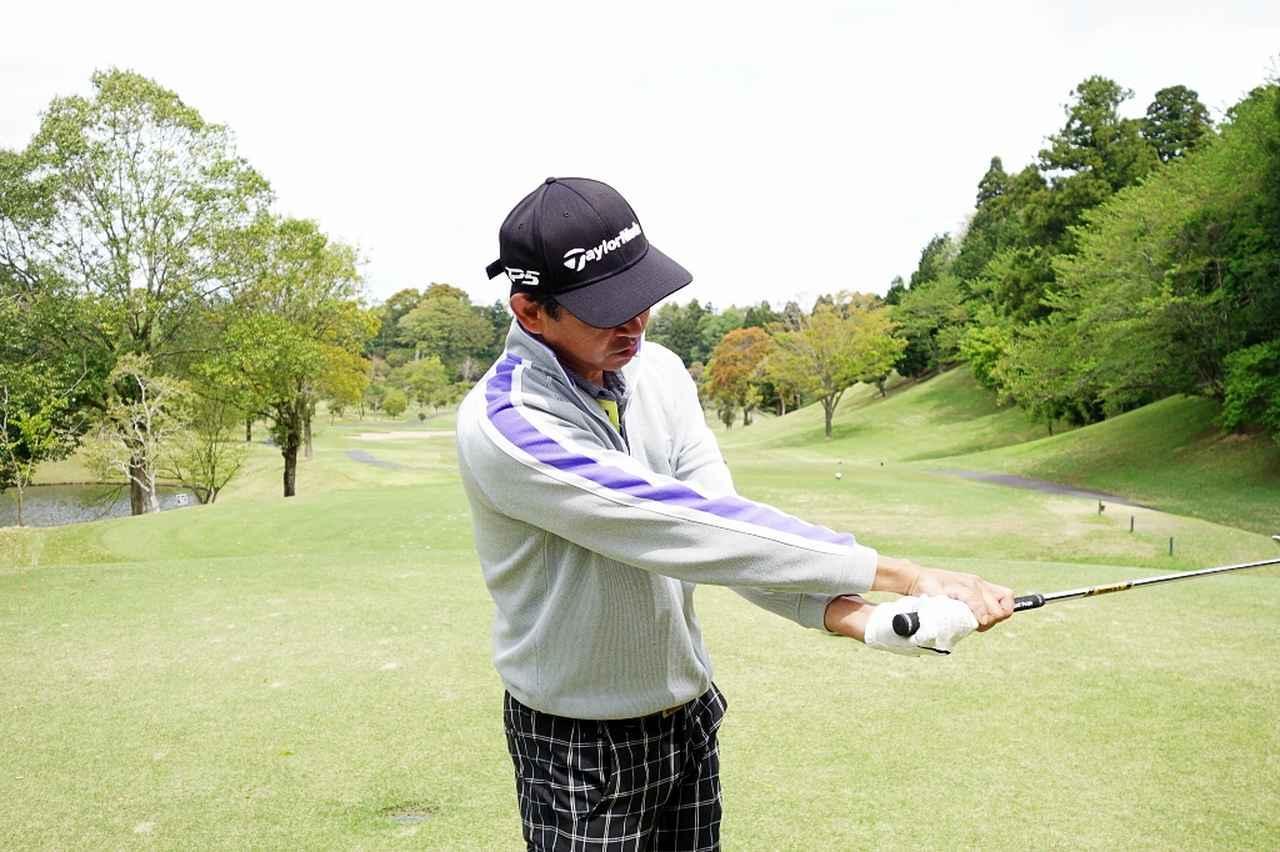 画像5: 手をカラダの正面にキープできると、球がつかまってラインが出せる