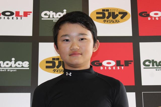 画像: 優勝の清水拳斗選手