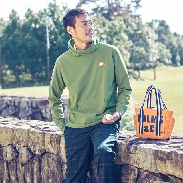 画像: 【暖か動きやすい】edit of KIWI フリースオフタートル|ゴルフダイジェスト公式通販サイト「ゴルフポケット」