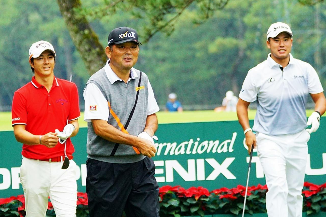 画像: 「彼と回るのは楽しい。高いところを目指しているからね」中嶋常幸、松山英樹を語る - みんなのゴルフダイジェスト