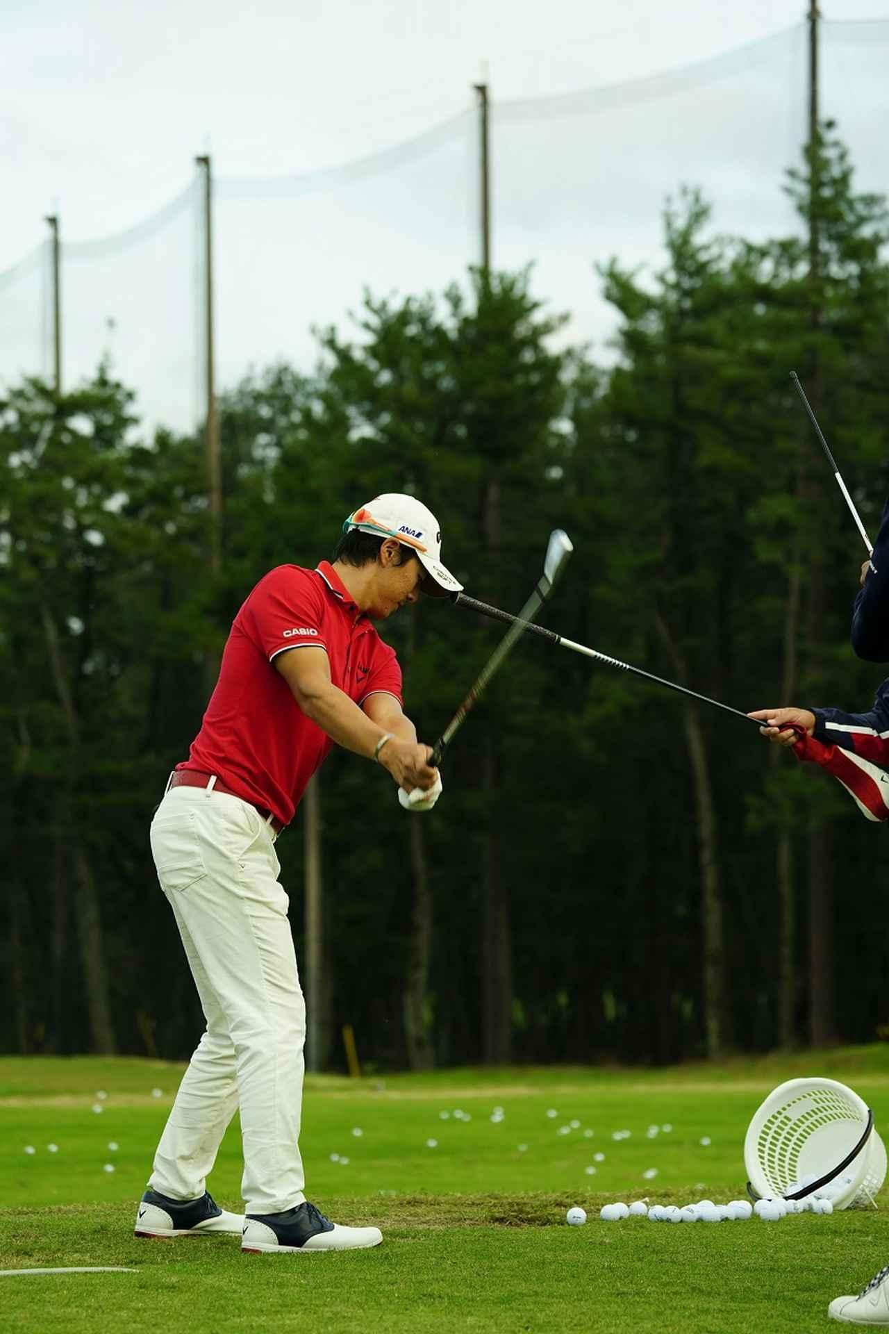 画像2: 石川遼の悩みも僕らと一緒「練習場でできるのにコースでなぜできない?」