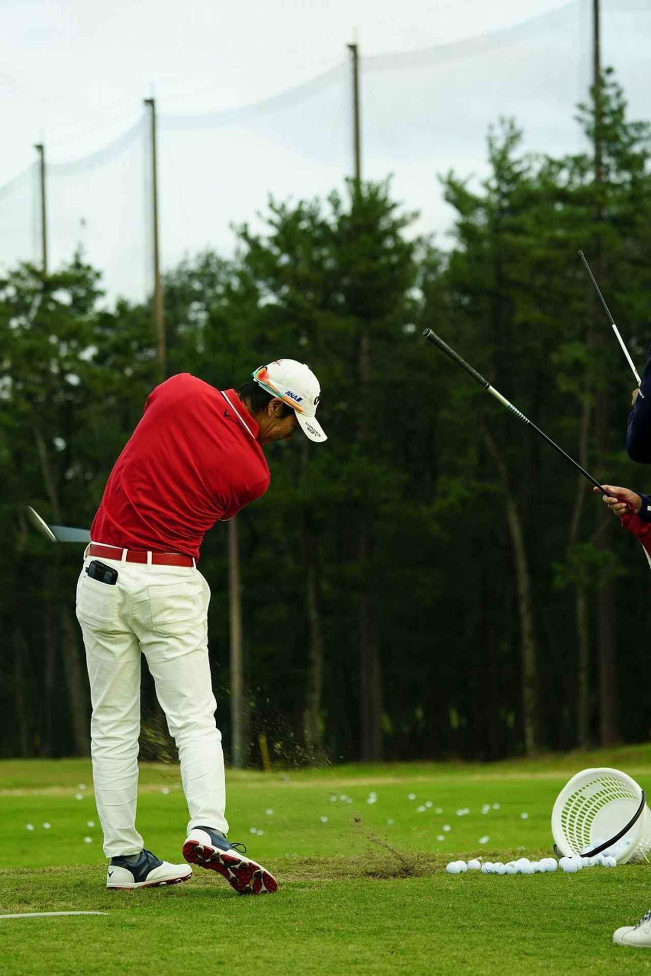 画像6: 石川遼の悩みも僕らと一緒「練習場でできるのにコースでなぜできない?」