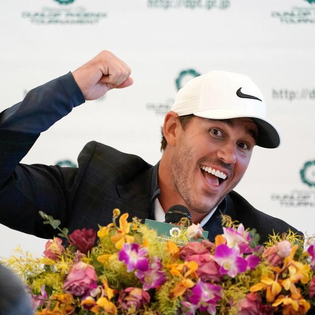 画像: 連覇を達成したブルックス・ケプカ。プレーはもちろんその人柄でも詰めかけたギャラリーを魅了した