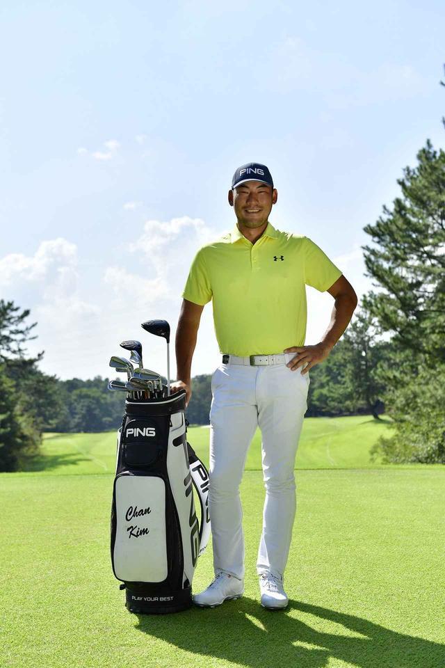 画像: ドライバーで340ヤード! 飛距離モンスター、チャン・キムの14本 - みんなのゴルフダイジェスト