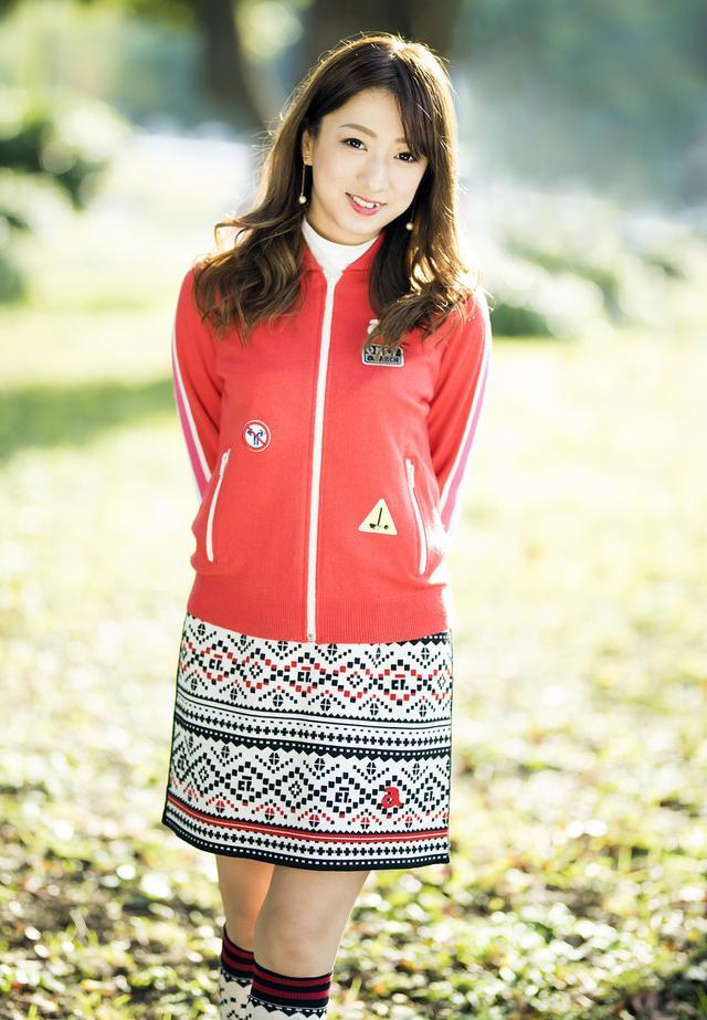 画像: 「好きなゴルファーは、もちろん姉の坂之下侑子です!」
