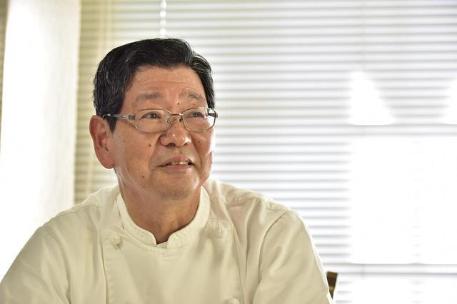 画像: 「メンバーから愛される限り、それを守り続けるのも仕事のひとつ」と前田料理長