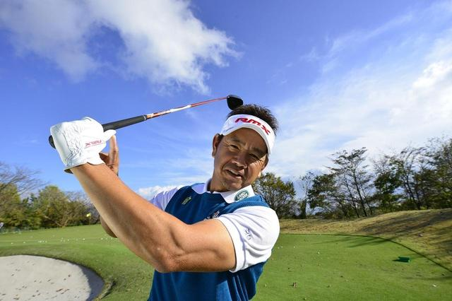 """画像: """"間""""のあるスウィングできてますか?  藤田寛之流、正しいトップの作り方【週刊ゴルフダイジェスト注目記事】 - みんなのゴルフダイジェスト"""