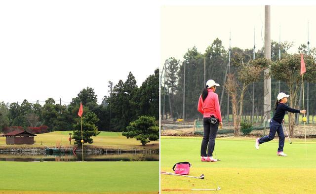 画像: 池がらみのホールがあったりと、戦略的コースであるダイナミックゴルフ茂原が熱闘の舞台