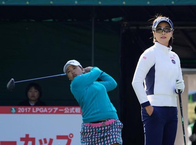 画像: 女王争い2人のキーホールは? 鈴木愛は「9番から13番」。ハヌルは「パー5」 - みんなのゴルフダイジェスト