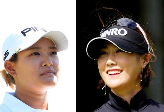画像: 勝つのは鈴木愛かキム・ハヌルか。スウィングから見る女王争い - みんなのゴルフダイジェスト
