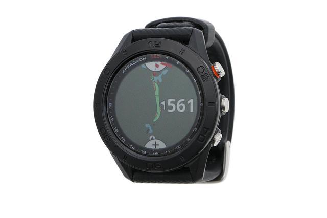 画像: ガーミンの腕時計型GPSゴルフナビ、アプローチS60。マネジメント力アップのお供には最適だ