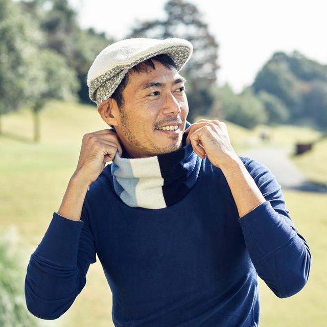 画像: 【ゴルフの本場からの贈り物】イギリス製ハンチング・ネックウォーマー|ゴルフダイジェスト公式通販サイト「ゴルフポケット」