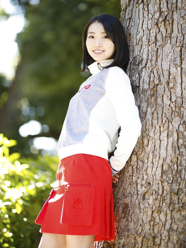 画像: 「好きなプロゴルファーは石川遼プロです」