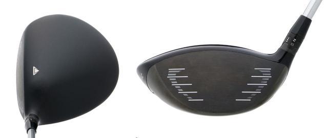 画像: ロフト角によってヘッド形状が異なる。写真は10.5度のヘッド