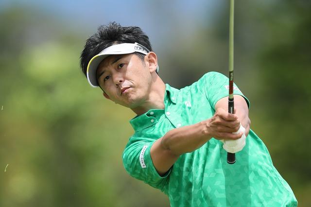 画像: 今シーズンの成績は日本プロと関西オープンの13位タイが最高だった近藤(2017年日本プロゴルフ選手権 2日目)