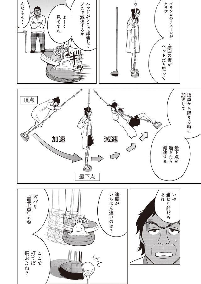 画像4: 理系の発想でゴルファーを飛ばし屋にする秘策とは!?