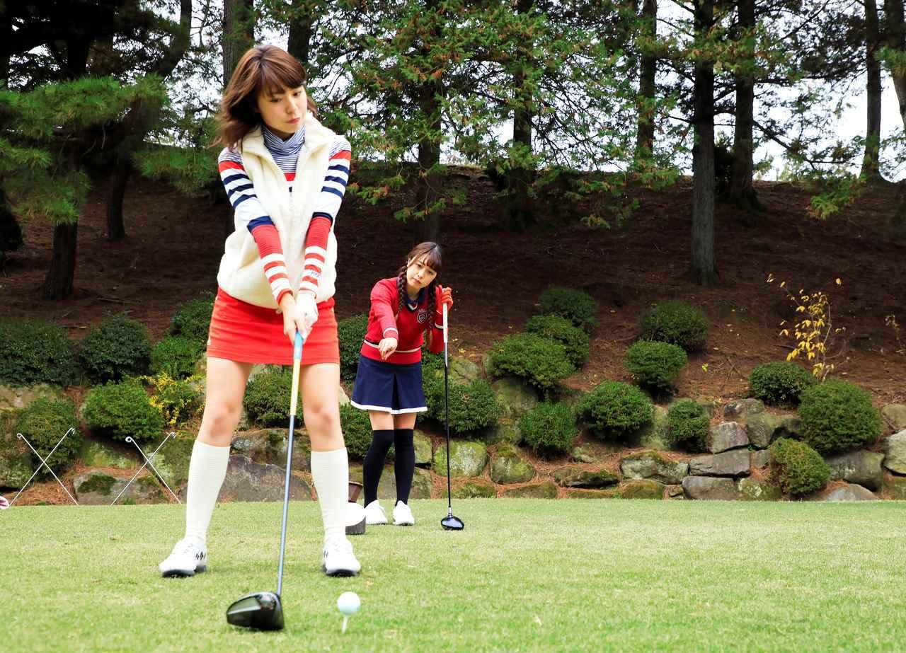 画像: 【ルールQ】ティグラウンドの区域外「でべそ」はどこから? - みんなのゴルフダイジェスト