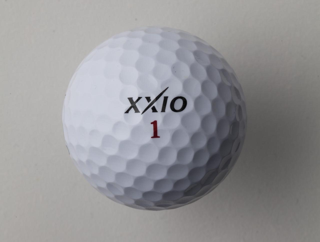 画像: ボールシェアの急激に伸ばしている第三のボール「ゼクシオUX-AERO」
