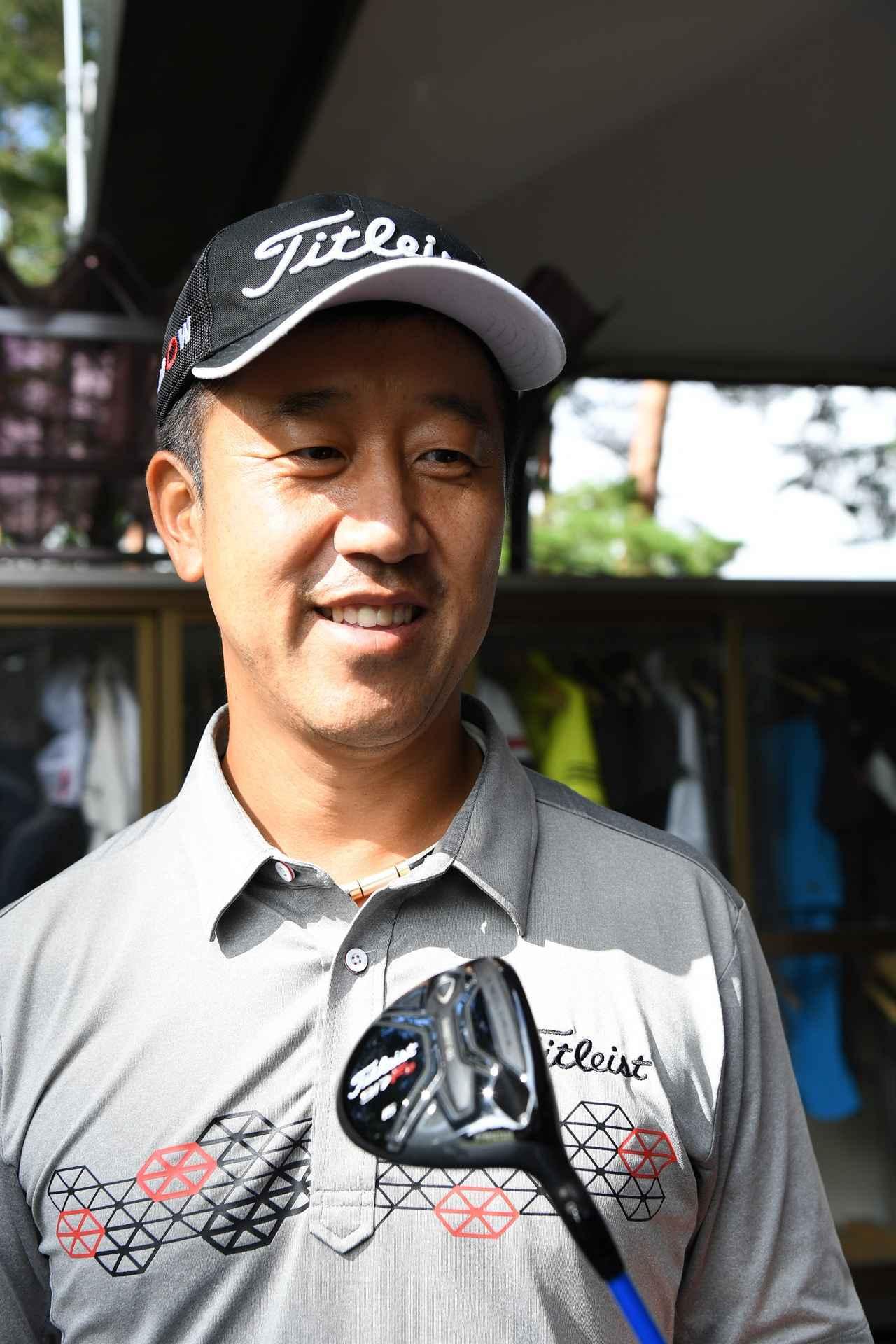 画像: 長年タイトリストのクラブで活躍する。日本ツアー8勝のうちメジャー3勝という大舞台に強いプロ