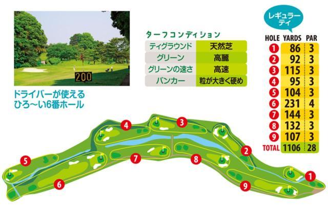 画像: 月刊ゴルフダイジェスト2011年8月号より