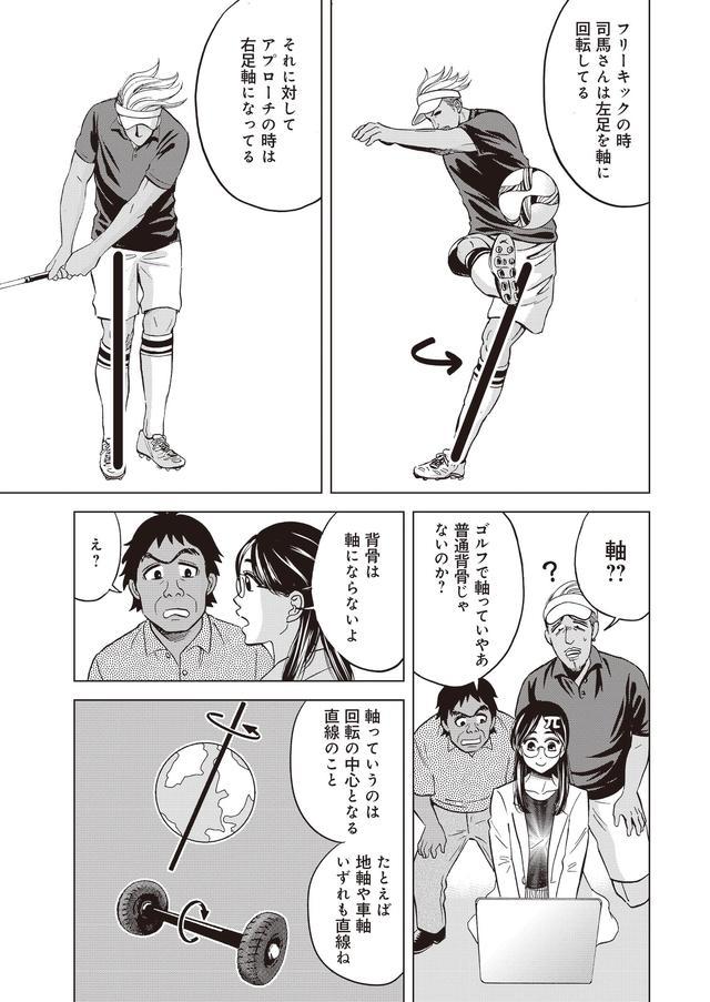 画像6: ゴルフ場でサッカー??