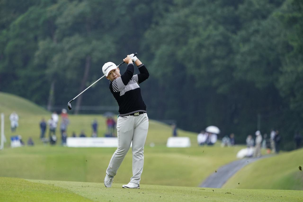 画像: 2010年に世界ランク1位を記録、全英女子オープンにも2度勝利したシン・ジエ