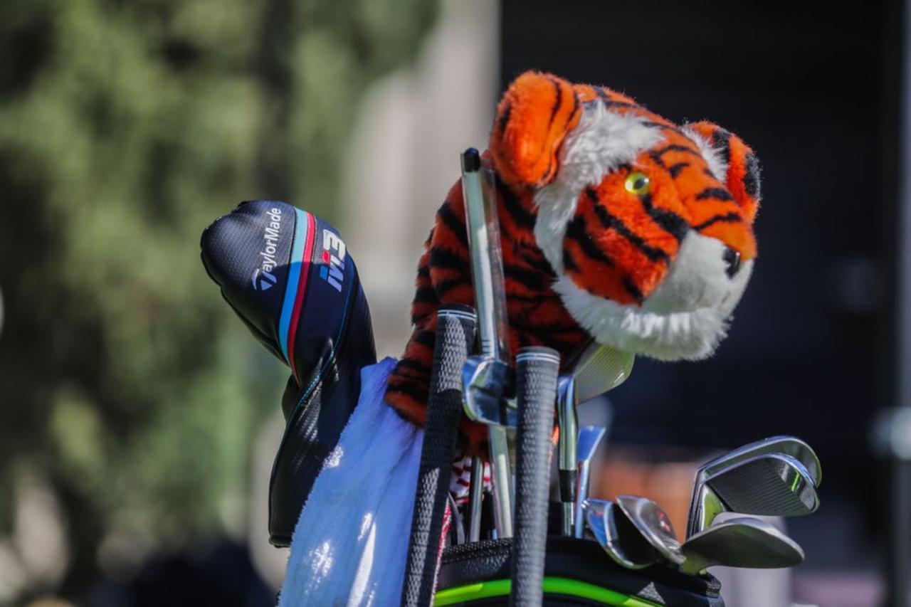 画像: タイガー愛用の虎のヘッドカバー、通称・フランクの中身は……?(写真は米国テーラーメイド公式サイトより) https://community.taylormadegolf.com/t5/Blog/TOUR-REPORT-TIGER-TWIST-FACE-AND-TORREY-PINES/ba-p/2220