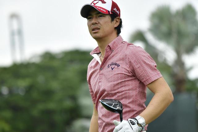 画像: 石川遼は「ローグ サブゼロ」をバッグに入れた