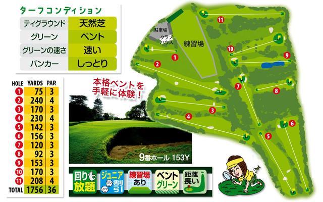 画像: 月刊ゴルフダイジェスト2016年11月号より