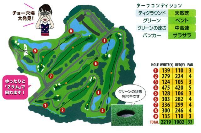 画像: 月刊ゴルフダイジェスト2012年10月号より