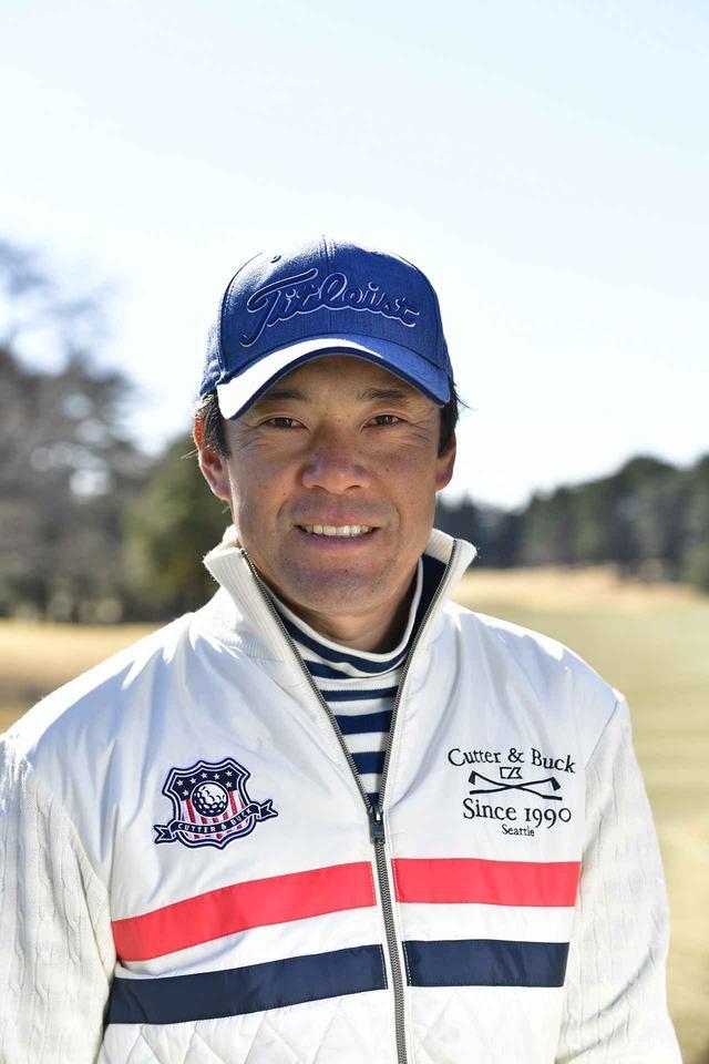 画像: 今野康晴(いまの・やるはる)。1973年生まれ。長年ツアーの第一線で活躍し、ツアー通算7勝を挙げた