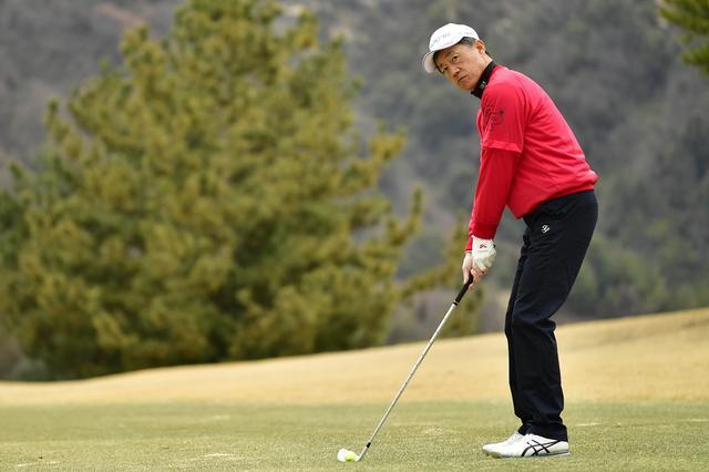 画像: ゴルフのセオリーは感覚的な部分の割合が大きい