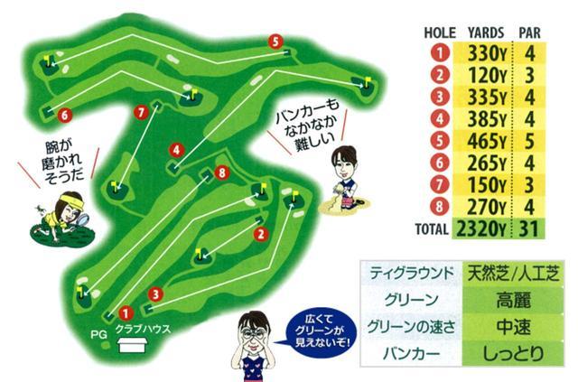 画像: 月刊ゴルフダイジェスト2014年6月号より抜粋
