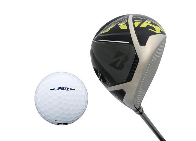 画像: 打ち出し角の高い「JGR」ドライバーにスピン量の少ない「JGR」ボールは飛距離性能で相性のよさを見せた
